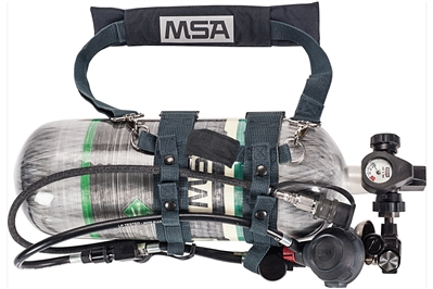 MSA G1 RESCUEAIRE II PORTABLE AIR-SUPPLY SYSTEM