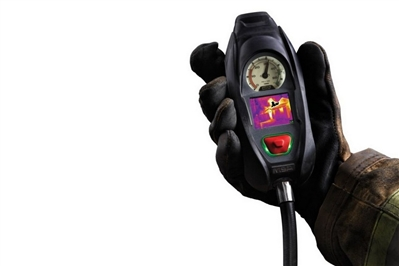 MSA G1 SCBA INTEGRATED THERMAL IMAGING CAMERA