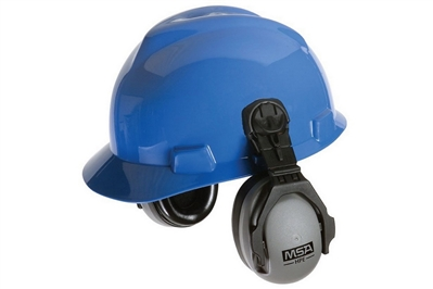 MSA HPE CAP MOUNTED EAR MUFFS