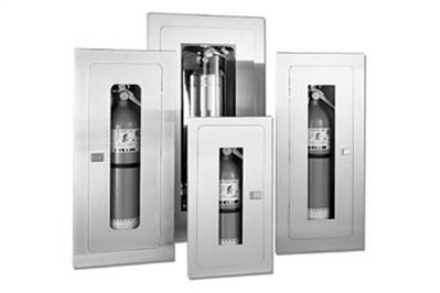 NATIONAL FIRE EXTINGUISHER CABINETS