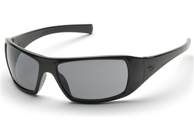 PYRAMEX GOLIATH SAFETY GLASSES - GRAY LENS