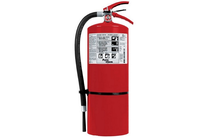 PYRO-CHEM FIRE EXTINGUISHER - 10 LB. ABC