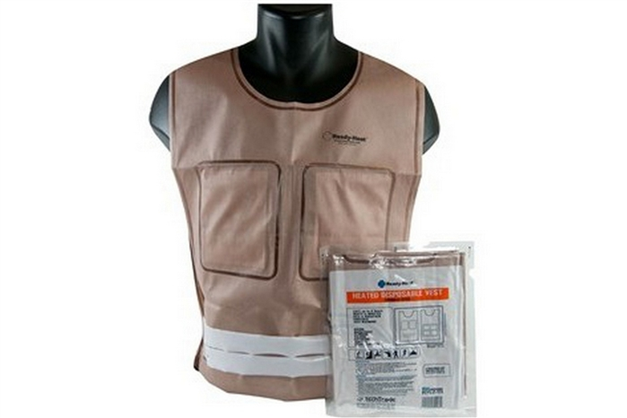 TECHTRADE READY-HEAT VEST