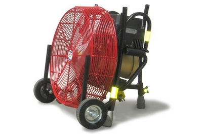 VENTRY ELECTRIC PPV FAN - MODEL 20EM3550