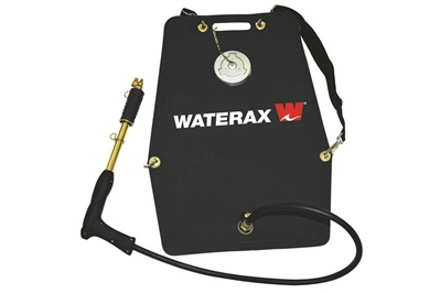 WATERAX COLLAPSIBLE BACKPACK WITH BRASS HAND PUMP
