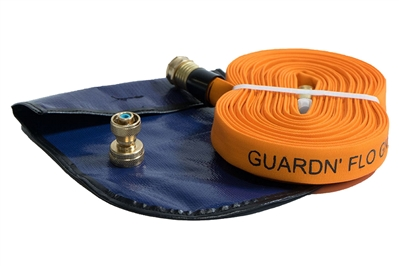 "WATERAX GUARDN'FLO FORESTRY HOSE - 3/4"" x 50'"