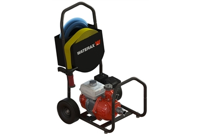 WATERAX VERSAX FIRE PUMP CART SYSTEM - 6C