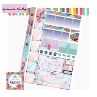 WCP Planner Shop Photo Hobo Monthly Kit