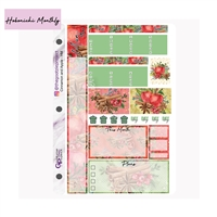 Poinsettia Hobo Monthly Kit