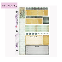 Dorian Gray Hobo Monthly Kit