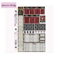 Gothic Christmas Hobo Monthly Kit