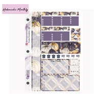 Purple Pumpkins Hobo Monthly Kit