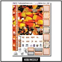 Candy Corn Photo Hobo Weekly Kit