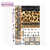 Leopard Photo Hobo Weekly Kit