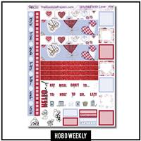 Stitched with Love Hobo Weekly Kit
