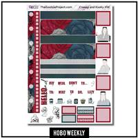 Creepy and Kooky Hobo Weekly Kit