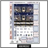 Enchanted Night Hobo Weekly Kit