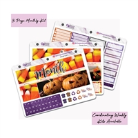 Candy Hearts Monthly