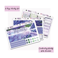 Lavender Photo Monthly
