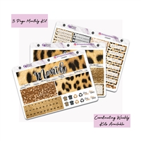 Leopard Photo Monthly