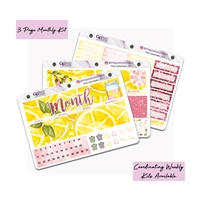 Pink Lemonade Monthly