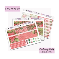 Poinsettia Monthly
