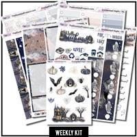 Enchanted Night Happy Planner Weekly