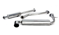 88-91 Civic 3DR Hatch Catback Exhaust