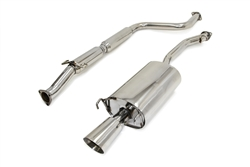 Yonaka 1990-1993 Honda Accord 2DR/4DR (4-CYL) Catback Exhaust