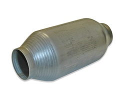 "2.5"" High Flow ""Spun"" Catalytic Converter - Universal"