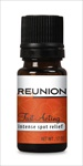 .17 oz of Reunion Pain Relief essential oil.  Applies in seconds ... Works in minutes ... Lasts for hours.  Topical tropical oils penetrate skin to soothe nerve or muscle pain away.  Find out why we call this Intense Spot Relief (ISR).