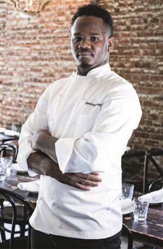 'The Grand Chef' ALLURE Chef Jacket white with Pen Pocket and Breast Pocket in 100% Cotton