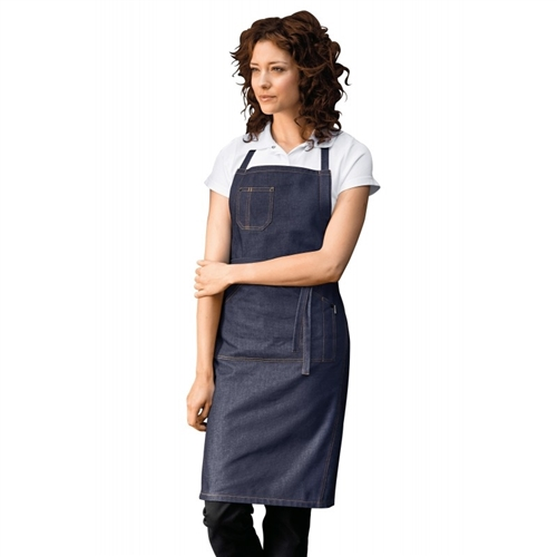 Graff Bib apron denim
