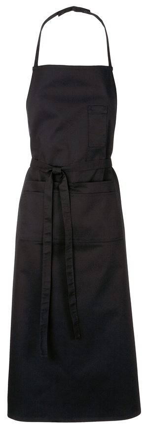 Black Chef Apron Ceylany