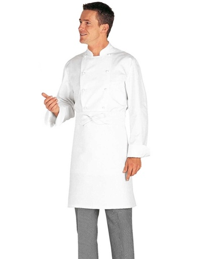 Knee-length Carnac Chef Apron