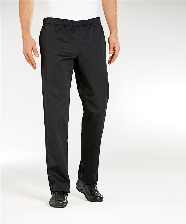 Atto Black Chef Pants