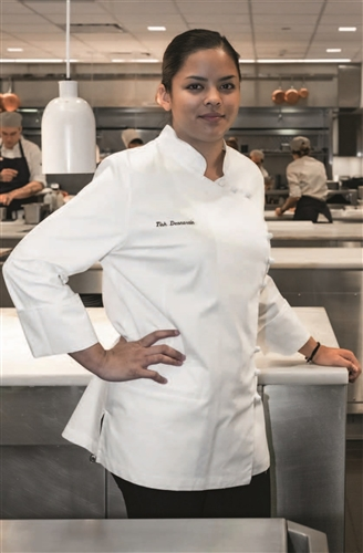Doriane Women Chef Jacket