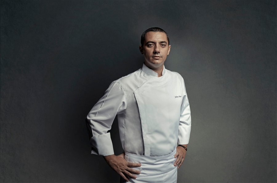 Absolute Executive Chef jacket white