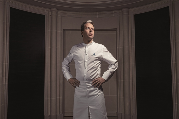 Empreinte Executive Chef jacket white 100% Premium Egyptian cotton