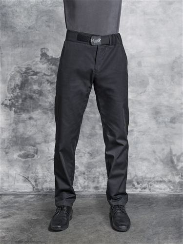 Fuga Chef trousers black with I-BELT