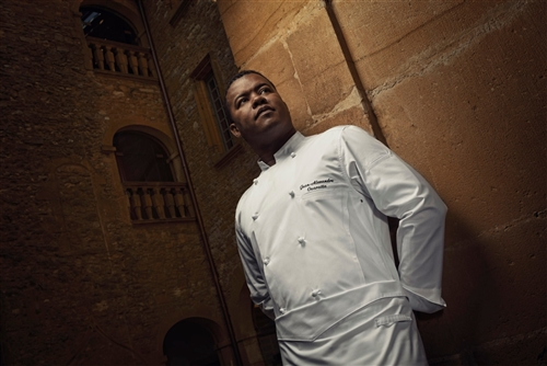Heritage Grand Chef Chef jacket white 100% Premium Egyptian cotton