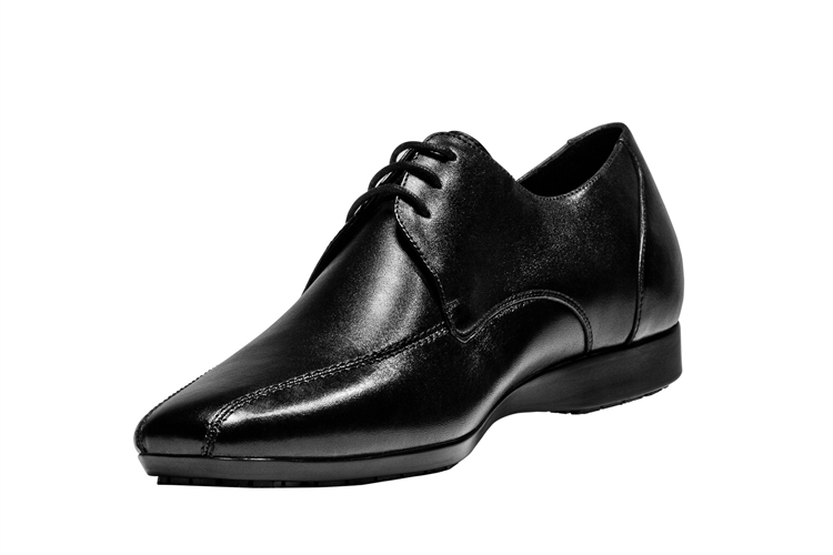 ITALIA Dress shoes black with laces
