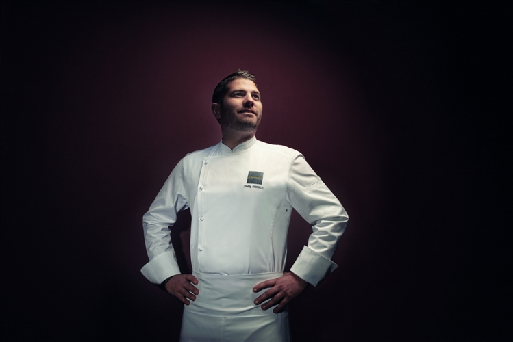 Legende Chef jacket white 100% Premium Egyptian cotton