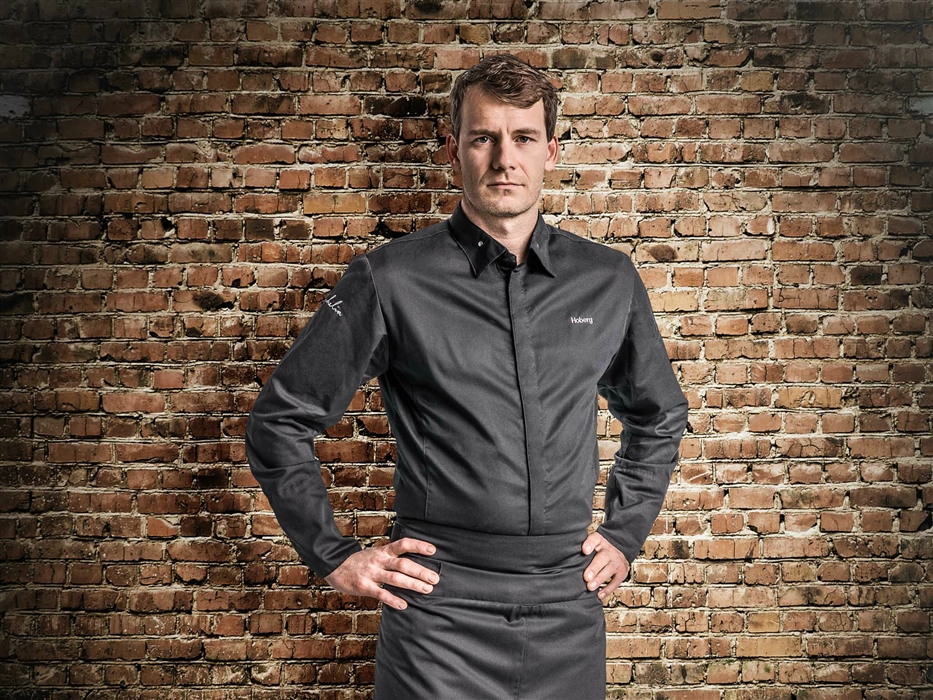 Milano Executive Chef jacket black