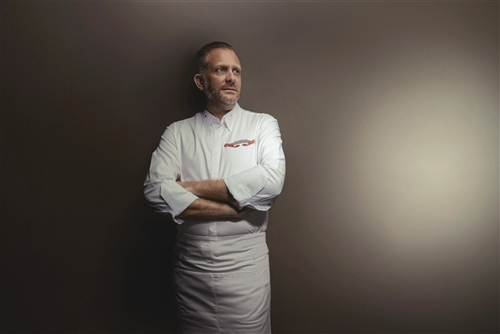 Milano Executive Chef jacket white