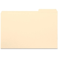 Smead File Folder, Letter, Right Tab Position, Letter, Manila (10333)
