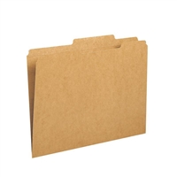 Smead File Folders, Reinforced 2/5-Cut Tab Right Of Center (10776)