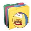 Smead Colored Folders with Reinforced Tab (11641)
