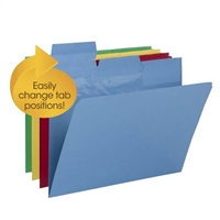 Smead Pick-A-Tab File Folders (11660)
