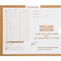 Nuclear Medicine Category Insert Jackets OE (11897)